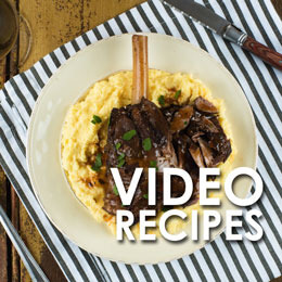 Lamb Video Recipes