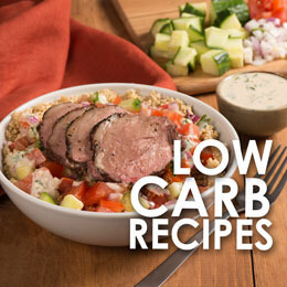 Low Card Lamb Recipes