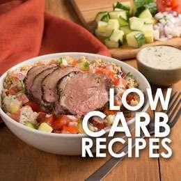 Low Card Lamb Recipes