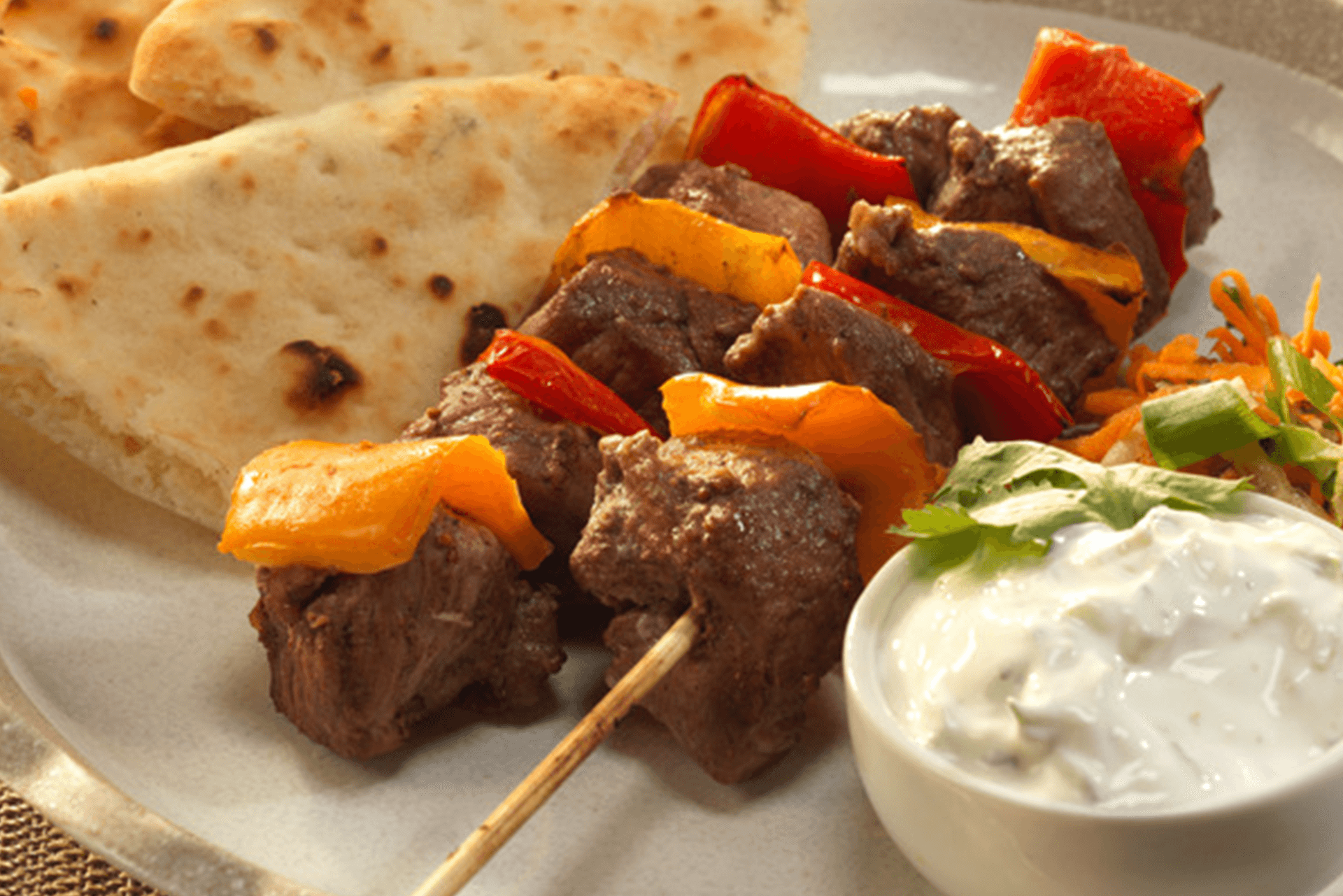 SunGold Curry Lime Kabobs