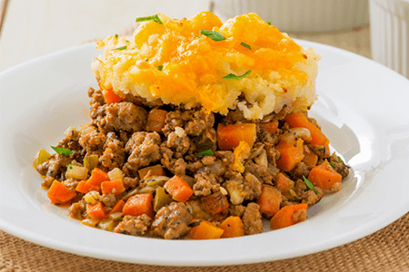 Fully Loaded Shepherd's Pie