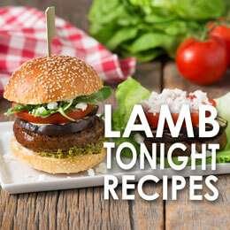 Lamb Tonight Recipes
