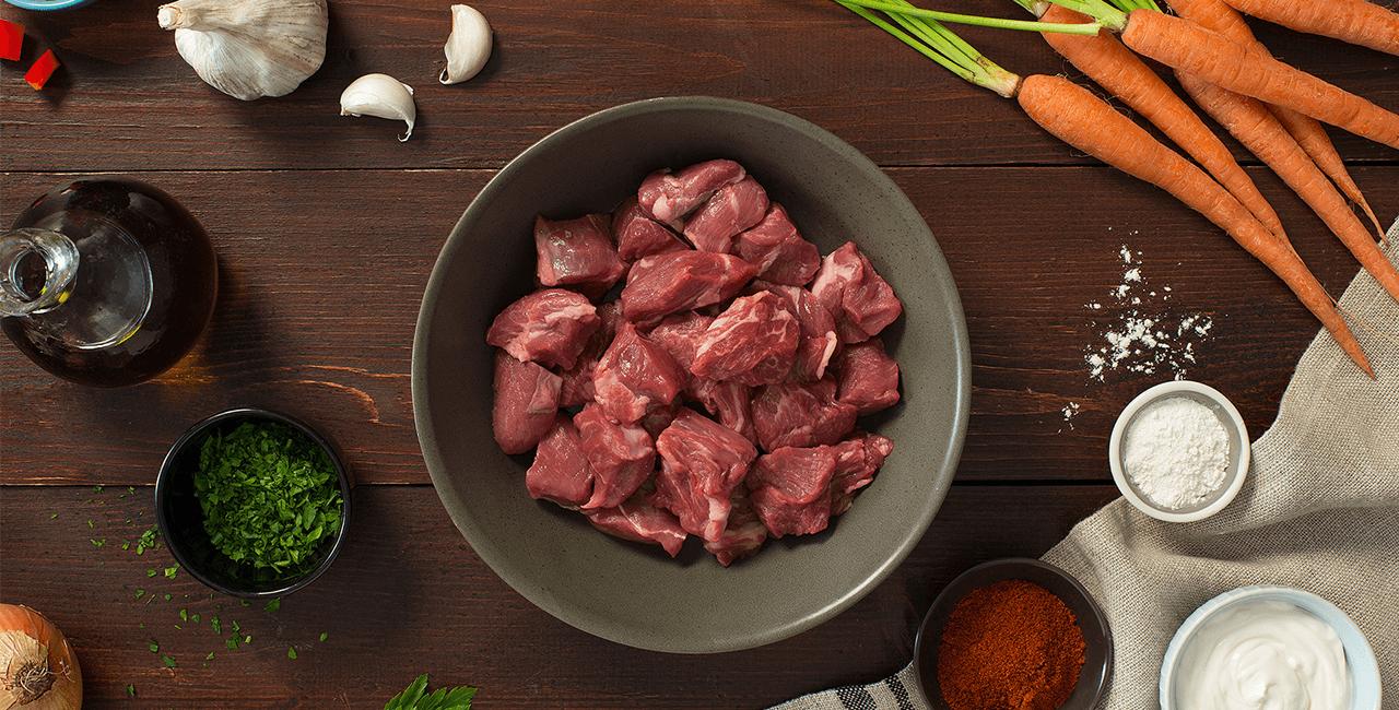 Lamb Sundries Dinner Ingredients