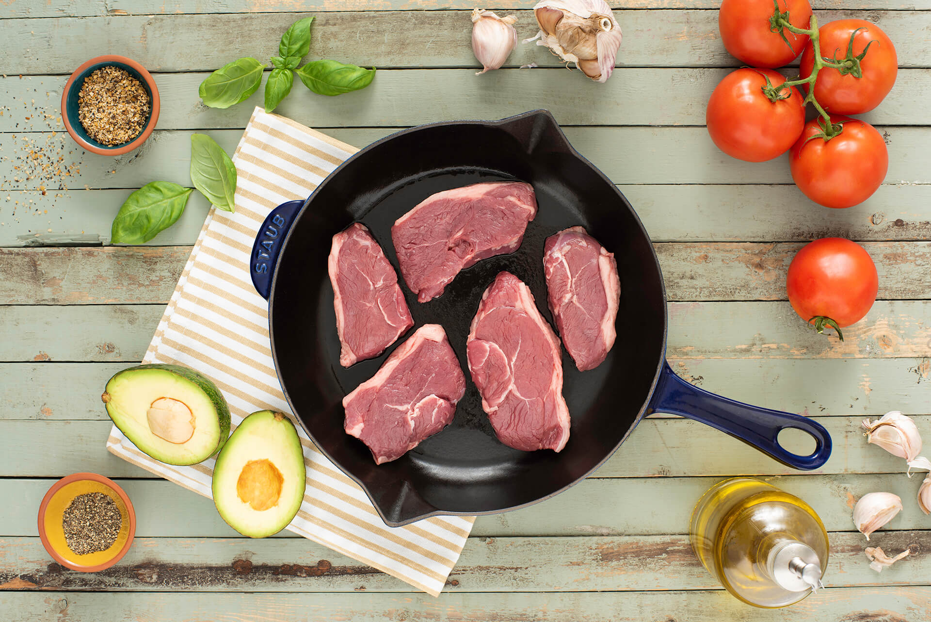 Lamb is a great source of healthy fats and protein on a keto diet.