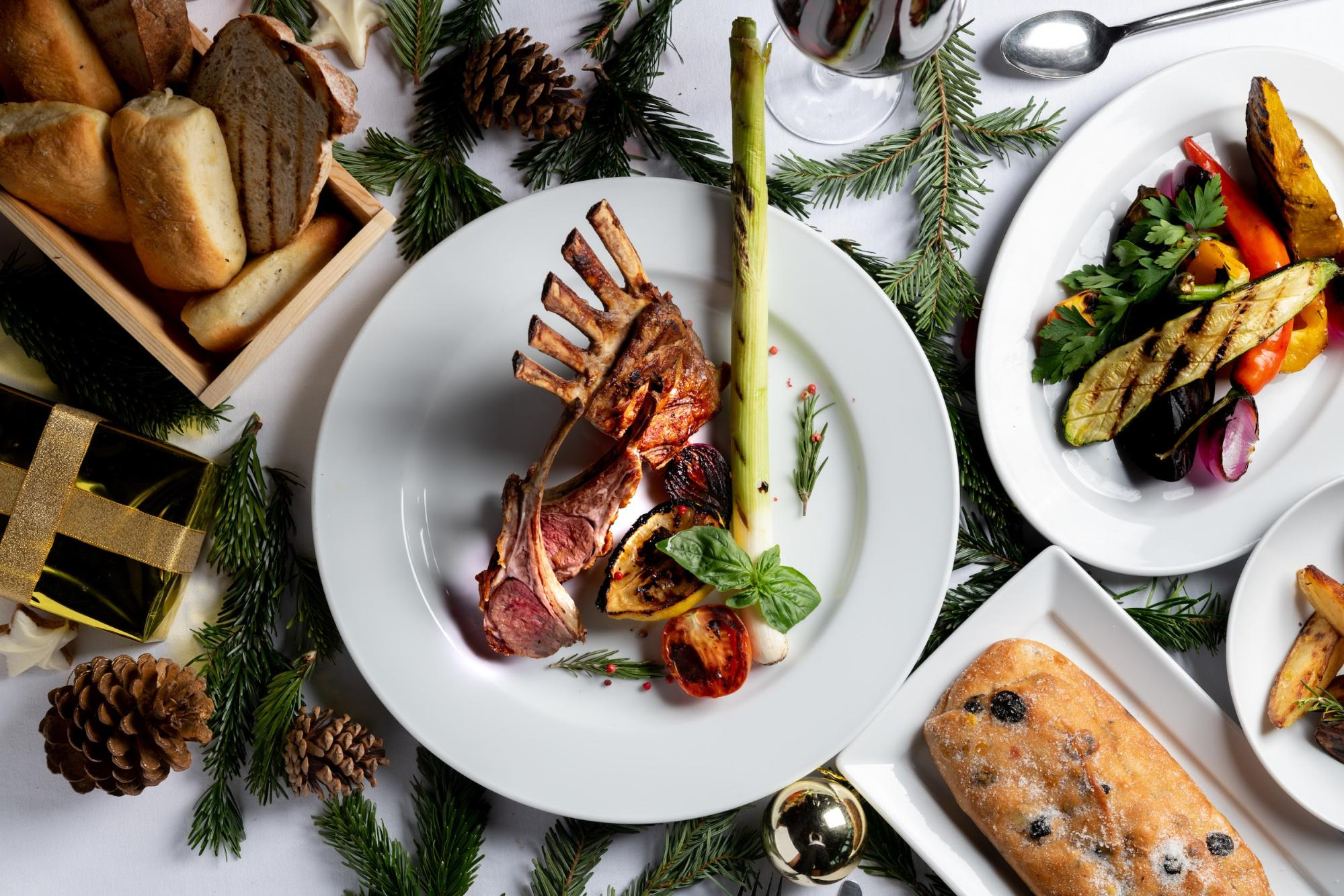 How To Guide: An Easy Lamb Christmas Dinner
