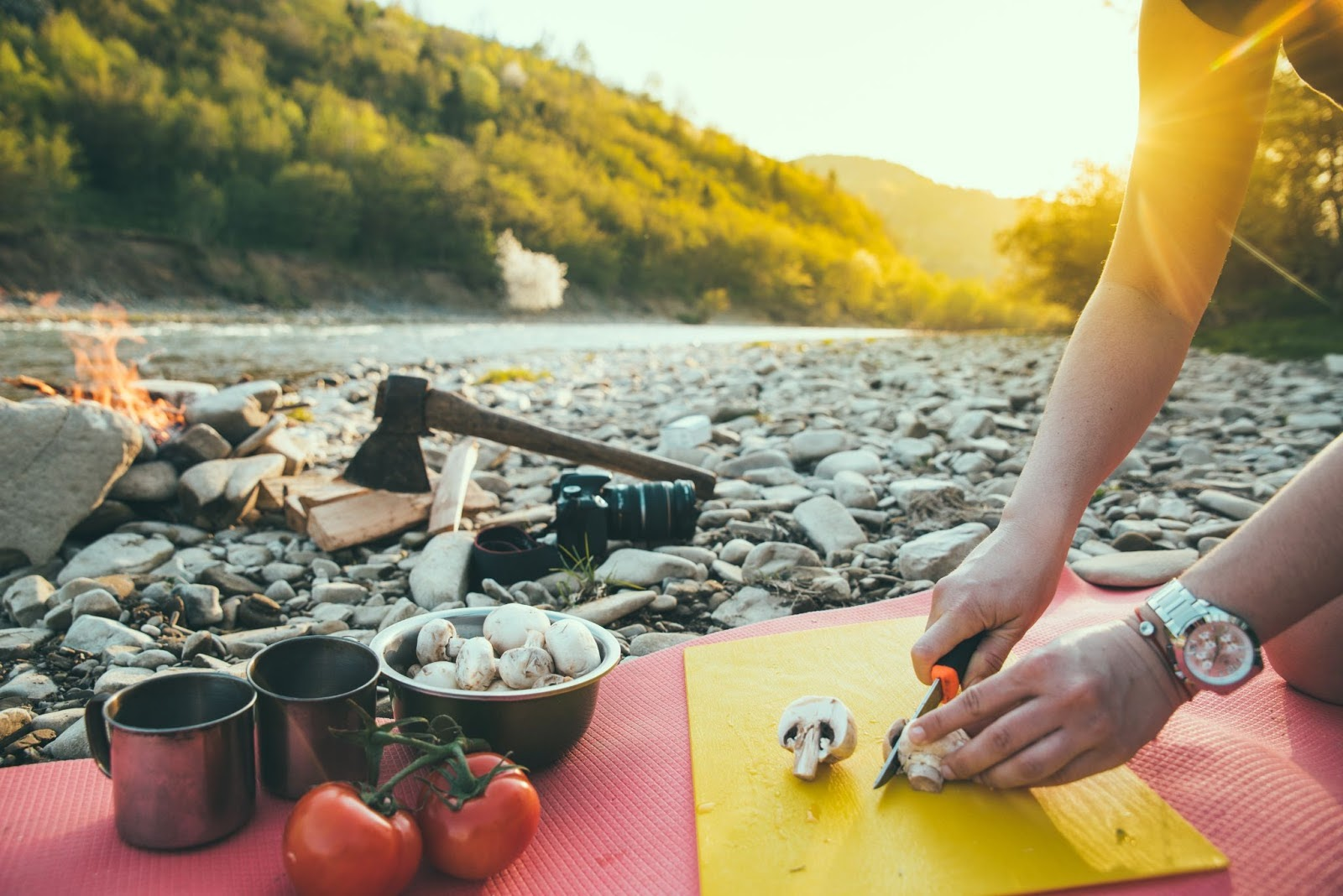 5 Lamb Camping Recipes For Summer